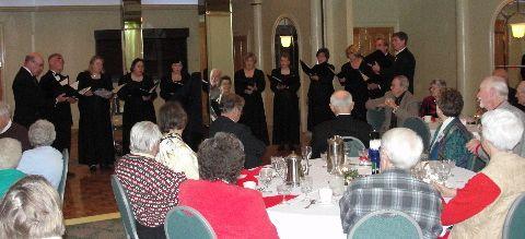 Christmas Choral Group