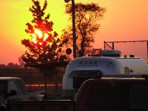 Sunrise at Amboy